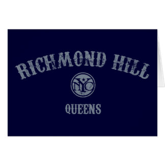 Richmond Hill Card