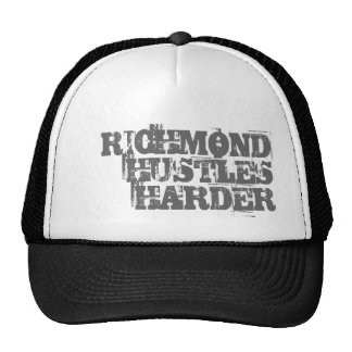 Richmond Hustles Harder Trucker Hat