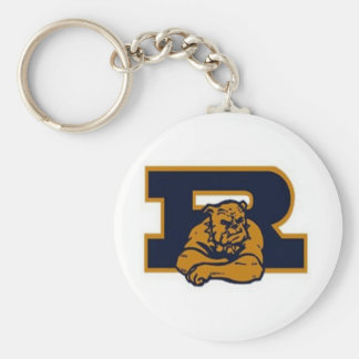 Richmond Junior Bulldogs Keychain