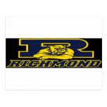 Richmond Junior Bulldogs Postcard