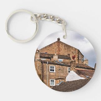 Richmond, North Yorkshire Keychain