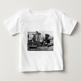 Richmond & Petersburg RR Ruins Richmond VA Tee Shirt