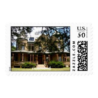 richmond postage
