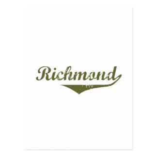 Richmond Postcard