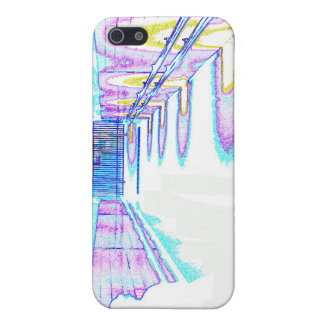 Richmond Railway Underground 3182 Case For iPhone SE/5/5s
