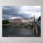 Richmond Riverbank Print