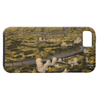 Richmond Showing the Battle of Chickahominy River iPhone 5 Cover