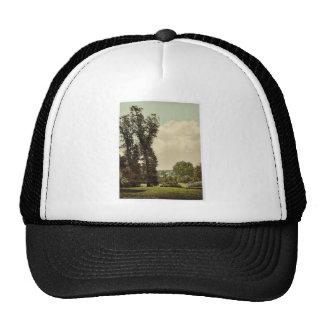 Richmond, the terrace, London and suburbs, England Trucker Hat