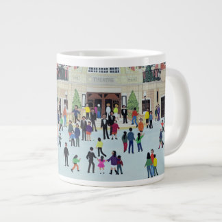 Richmond Theatre London Giant Coffee Mug