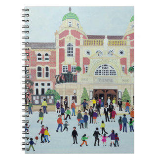 Richmond Theatre London Notebook