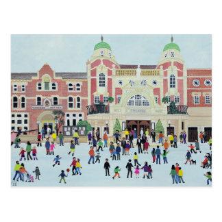 Richmond Theatre London Postcard