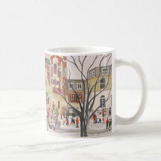 Richmond Theatre Surrey 1988 Coffee Mug