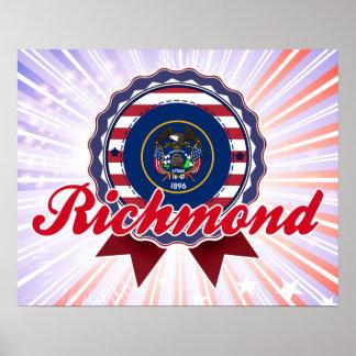 Richmond, UT Print