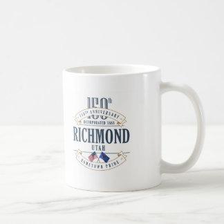 Richmond, Utah 150th Anniversary Mug