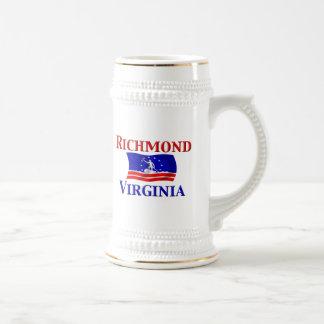 Richmond, VA Jarra De Cerveza