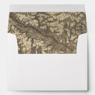 Richmond, Virginia Envelope