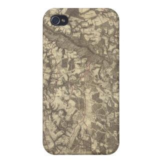 Richmond, Virginia iPhone 4/4S Carcasa