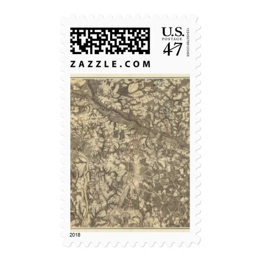 Richmond, Virginia Postage Stamp