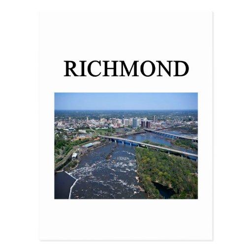 RICHMOND Virginia Postal
