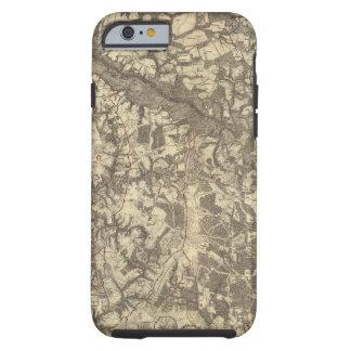 Richmond, Virginia Tough iPhone 6 Case