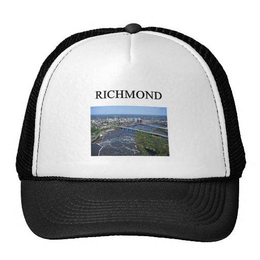 RICHMOND virginia Trucker Hat