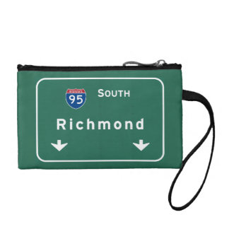 Richmond Virginia va Interstate Highway Freeway : Change Purse