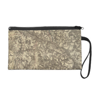 Richmond, Virginia Wristlet Purse