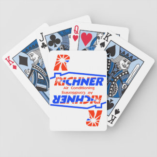 Richner Air Conditioning playing cards