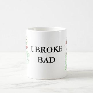 Ricin Coffee Mug