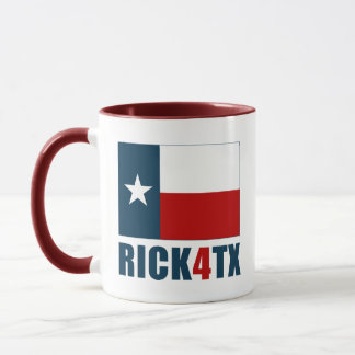 Rick 4 TX Mug