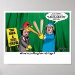 Rick and Judi Show Poster