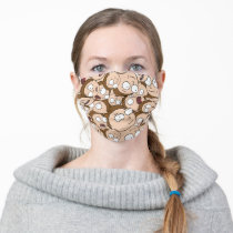 RICK AND MORTY™ | Morty's Moods Adult Cloth Face Mask