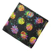 RICK AND MORTY™ | Psychedelic Swirl Pattern Bandana