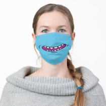 RICK AND MORTY™ | Rainbow Mr. Meeseeks Pattern Adult Cloth Face Mask