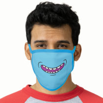 RICK AND MORTY™ | Rainbow Mr. Meeseeks Pattern Face Mask