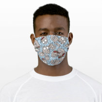 RICK AND MORTY™ | Rick's Moods Adult Cloth Face Mask