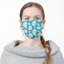 RICK AND MORTY™ | Smith Family Head Pattern Adult Cloth Face Mask