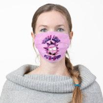 RICK AND MORTY™ | Wubba Lubba Dub-Dub Adult Cloth Face Mask