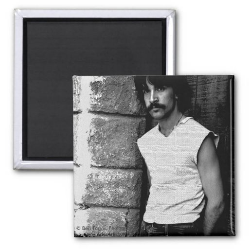 Rick Arch 2 Inch Square Magnet