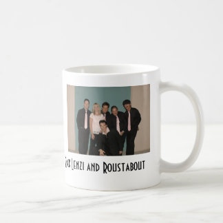 Rick Lenzi and Roustabout Mug