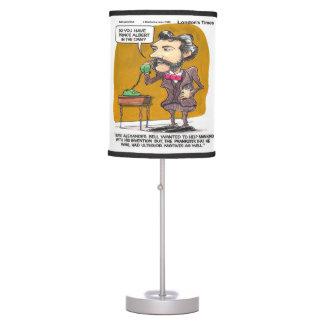 Rick London Funny Alexander Bell Table Lamp