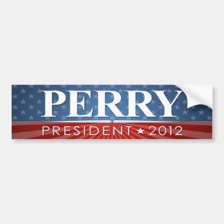 Rick Perry 2012 Pegatina De Parachoque