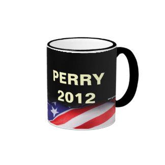 Rick PERRY 2012 Campaign Mug