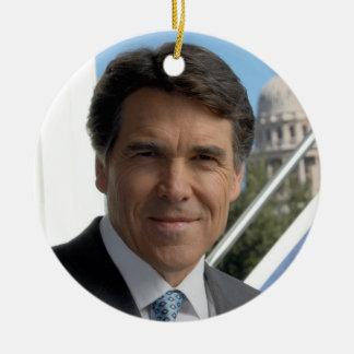 Rick Perry 2012 Commemorative Ornament