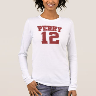 Rick Perry 2012 election Long Sleeve T-Shirt
