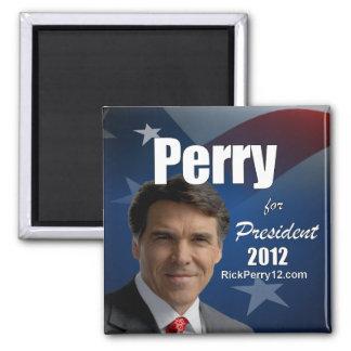 Rick Perry 2012 Imán De Frigorífico