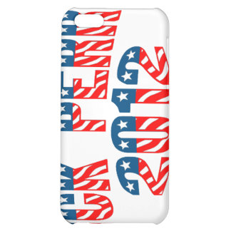 Rick Perry 2012 iPhone 5C Cover
