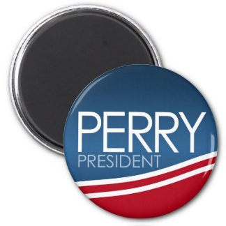 Rick Perry 2012 Magnets