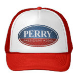 Rick Perry 2012 Mesh Hat