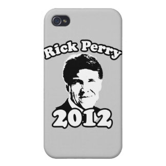 Rick Perry 2012 Retro iPhone 4/4S Covers
